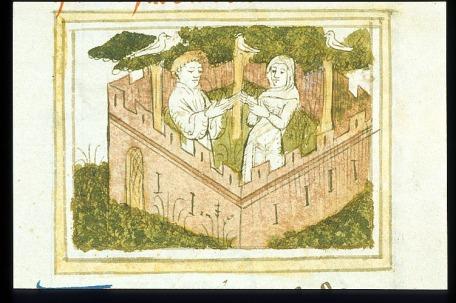 8 walled garden