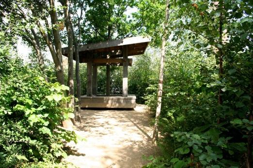 Woodland Platform, Hidden Gardens